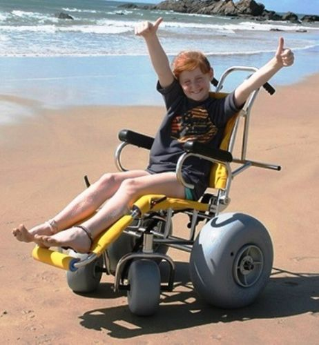 Tags & Grant for Stainless Steel Beach Wheelchair and 6x3m Tent ...